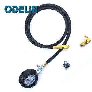 Image 2 - Kit de prueba de presión de aceite de motor, dispositivo de advertencia de aceite bajo, herramienta de garaje para coche