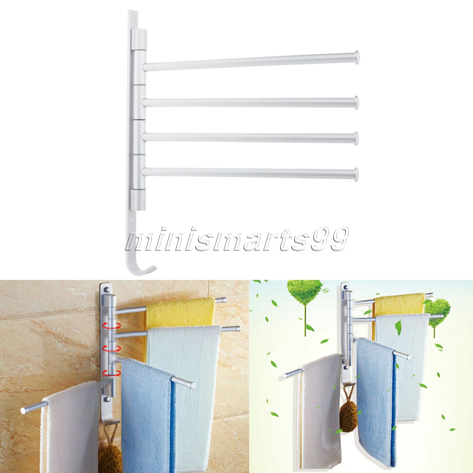 Handdoekenrek Keuken Rvs : Kitchen Towel Holder Wall