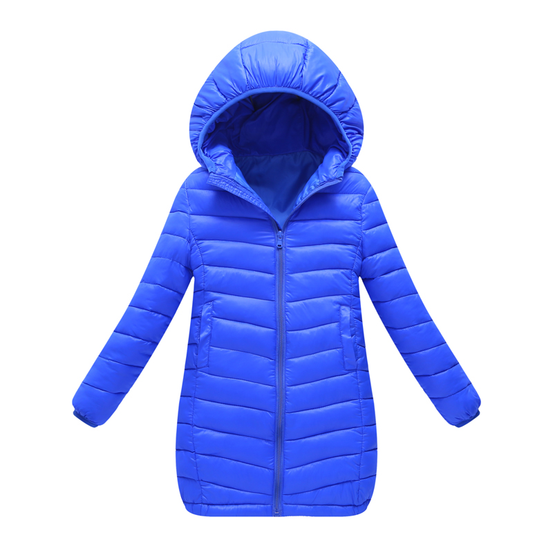 Girls Winter jackets Boys Coat Children's Long Parkas Hooded Casual Cotton Padded Jacket Kids Clothes Warm Outerwear Snowsuit 2013 winter boys and girls long coat jacket large clothes