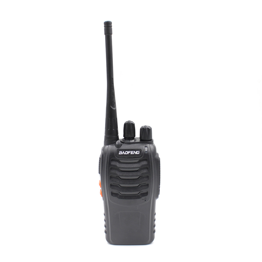 10pcs/lot Baofeng BF-888S Max 5W Ham Radio 16 Ch UHF 400-470NHZ Handheld Two way Radio bf-888s walkie talkie radio transceiver