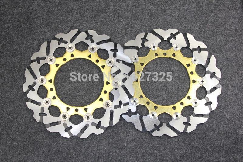 Brand new Motorcycle Rear Brake Disc Rotors For SUZUKI GSXR600-750 06-07/GSXR1000 05-08 Universel
