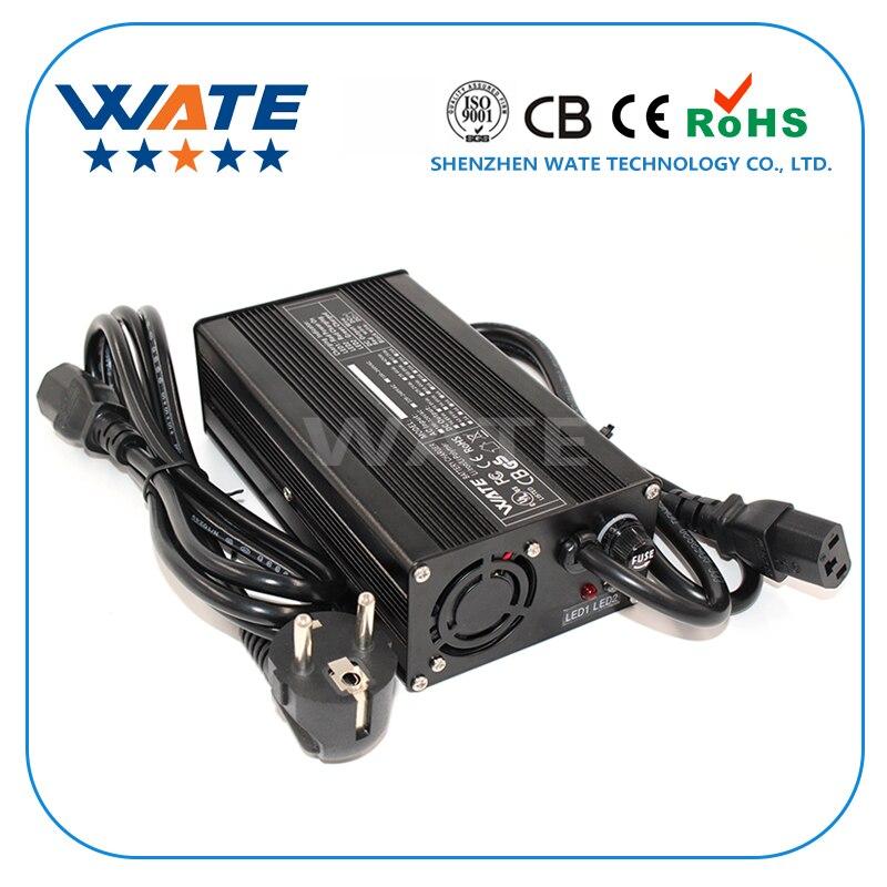 79.8V 3A Charger 19S 70.3V E-Bike Li-ion Battery Smart Charger Lipo/LiMn2O4/LiCoO2 battery Charger Global Certification