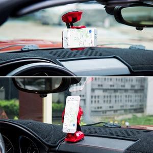 Image 4 - Absスポーツカーモデルの自動車車のダッシュボードの装飾装飾品ユニバーサルナビゲーション360度回転電話ホルダーアクセサリー