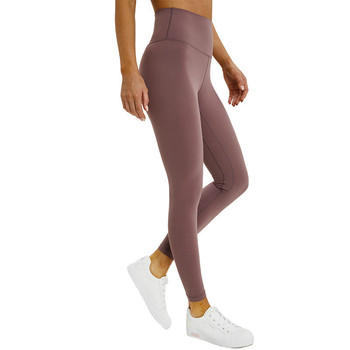SHINBENE Classical Soft Hip Up Yoga Fitness Pants Women 4-Way Stretch Sport Tights Anti-sweat High Waist Gym Athletic Leggings 2