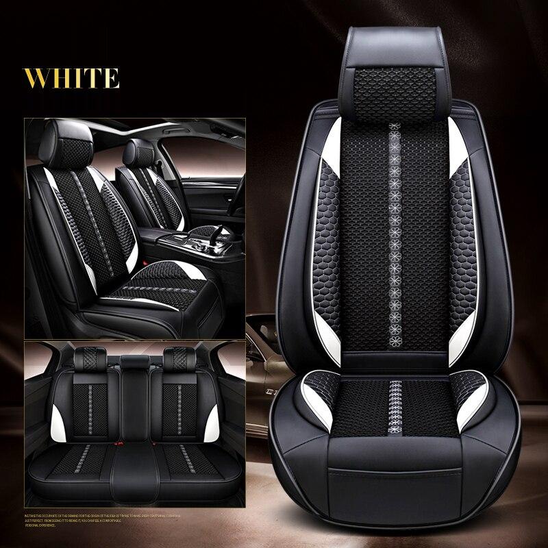 Auto seat cover per auto bmw e46 opel astra j audi a4 b8 a5 seat ibiza mercedes passat b5 peugeot 407 auto accessori auto stylin