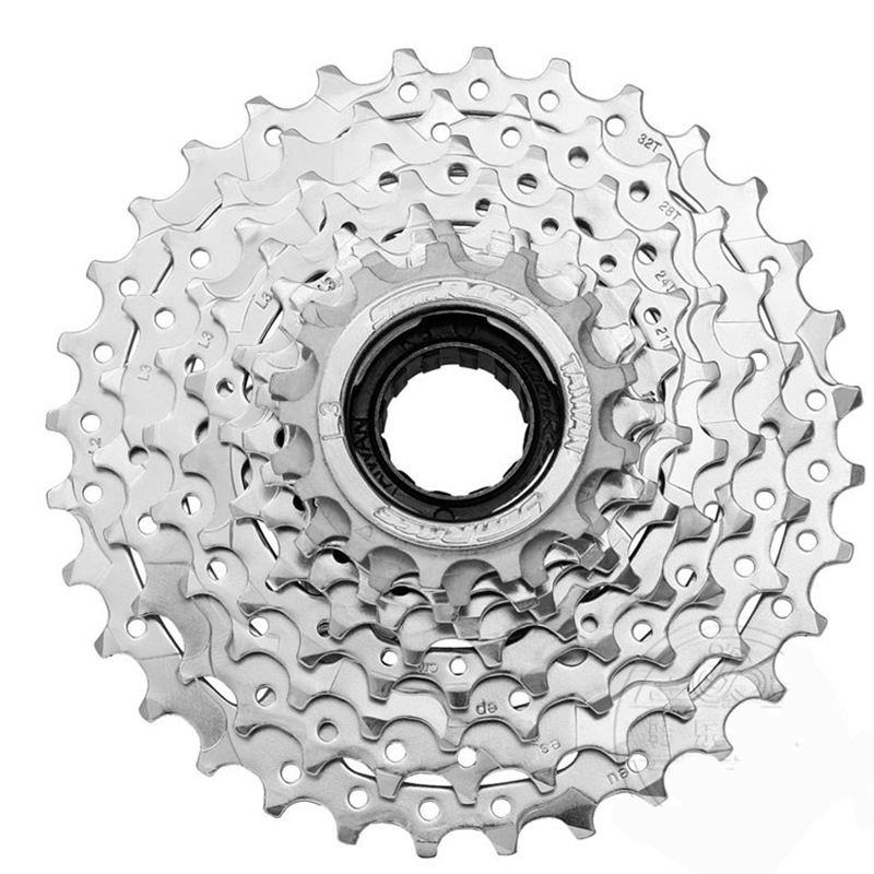 SunRace Bicycle Freewheel 9Speed Mountain Bicycle Cassette Tool MTB Flywheel Bike Parts 13-32T road bike chain ring bicycle flywheel cassette tool parts 11speed 105 ultegra dura ace for 1x and 2x drivetrain systems