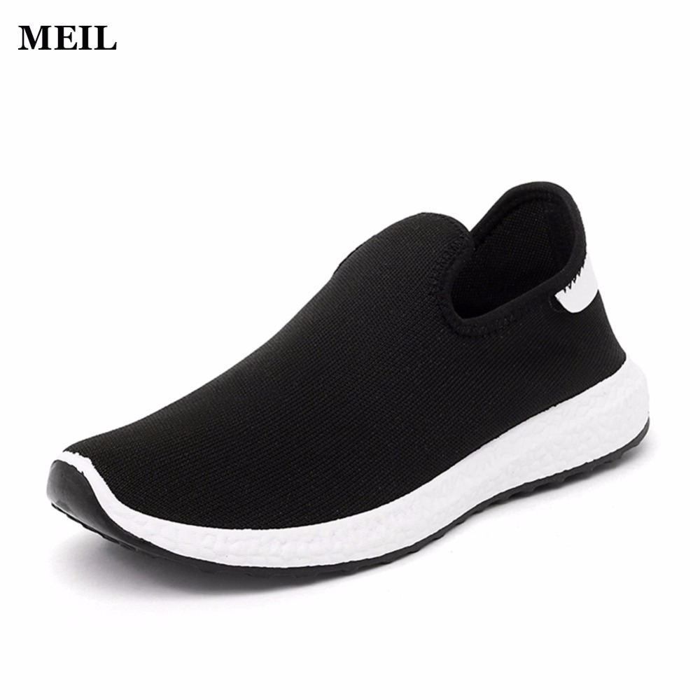 mens breathable shoes new 2017 summer slip on shoes