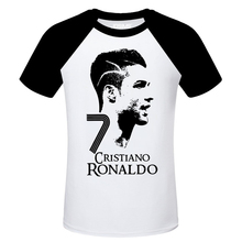 Buy A Cristiano Ronaldo T-shirt Real Madrid Cotton Tshirt