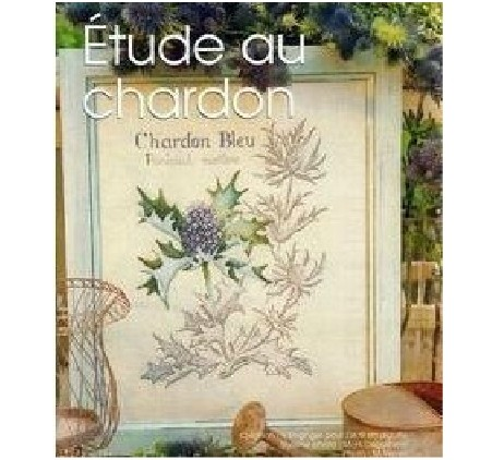 Embroidery Package  Cross Stitch Kits Unopen New Luxurious Shadow Thistle Free Shipping