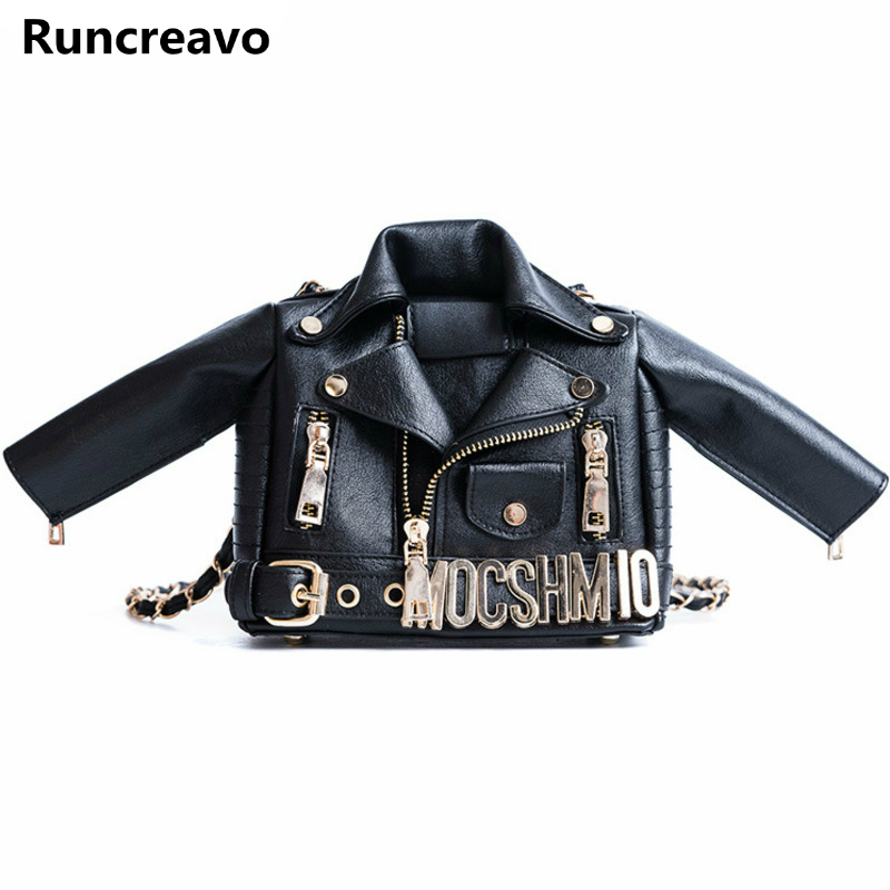 2018 new pu leather handbags Europe and United States chain rivets Messenger shoulder bag Jacket fashion clothes bolsa feminina europe and the united states classic sheepskin checkered chain tide package leather handbags fashion casual shoulder messenger b