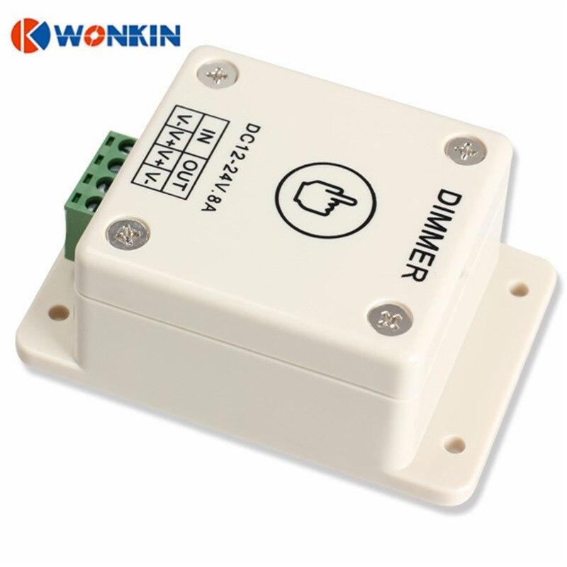 Dimmers iluminação acessórios para a maioria Características : Touch/ Sensor/adjustable