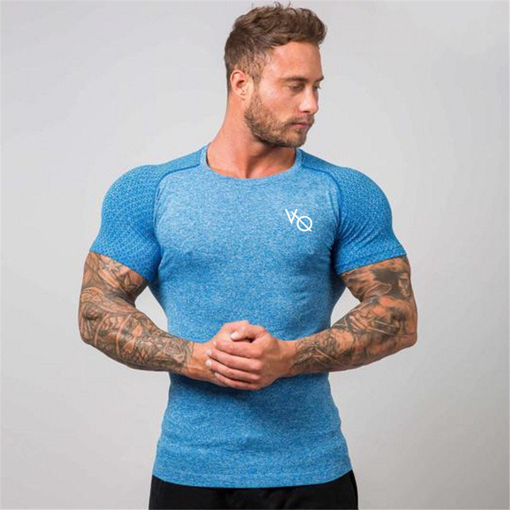 Brand   T  -  Shirt   Men 2019 Summer New Fashion Printed   t     shirts   O-neck Casual Tee Male Breathable quick-drying High Quality Top Tee