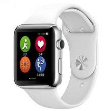 45mm Bluetooth Smartwatch Deportes MTK2502C Androide Reloj Inteligente para el iphone Sumsung Xiaomi Huawei Teléfono