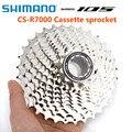 SHIMANO 105 CS R7000 11S дорожный велосипед HG кассетные звездочки 11-28T 11-30T 11-32T 11-34t 105 5800 R7000 кассетные звездочки