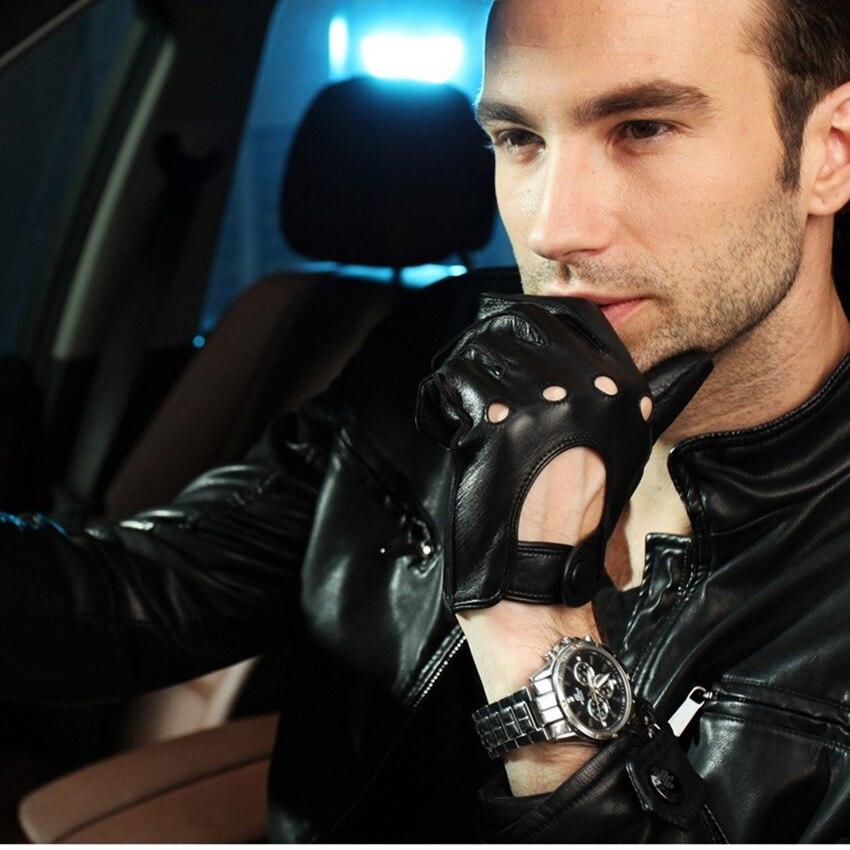 2019 Rushed Breathable Männer, die Handschuh-Art- und - Bekleidungszubehör - Foto 2