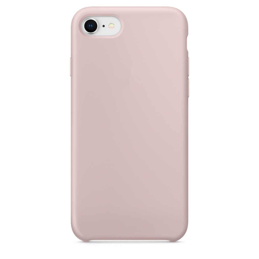 Original Funda De Silicona Para Iphone 7 6x8 Para Teléfono De Apple Carcasa Para Iphone 6s 7 8 Plus Iphone 7 Coque Cubierta Iphone 6 Envío Gratis Fundas Ajustadas Aliexpress