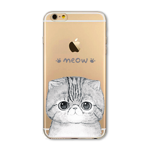 Case iPhone 4/4S/5/5S/6/6S/6Plus/6SPlus Kitty różne wzory