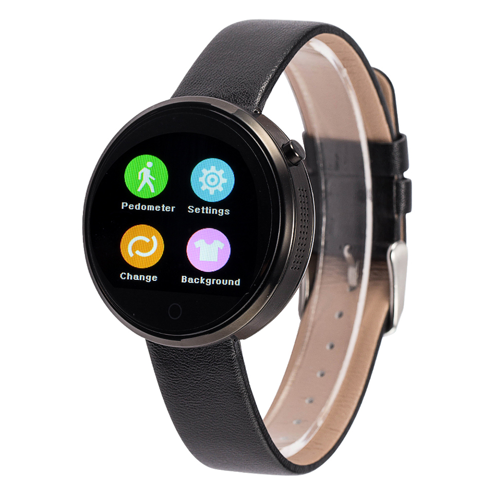 Hotsale DM360 Bluetooth Smart Watch Fashion Heart Rate Monitoring Wristwatch Wrist font b Smartwatch b font