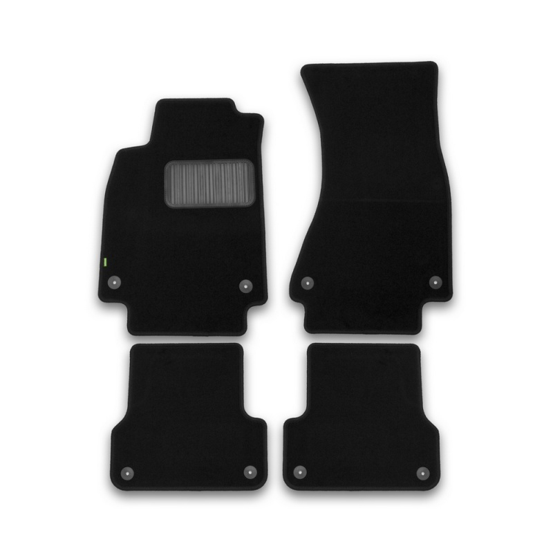 Mats in salon Klever Standard For AUDI A6 2015->, сед., Oon... 4 PCs (textile) tcrt5000 reflective infrared sensor photoelectric switches 10 pcs