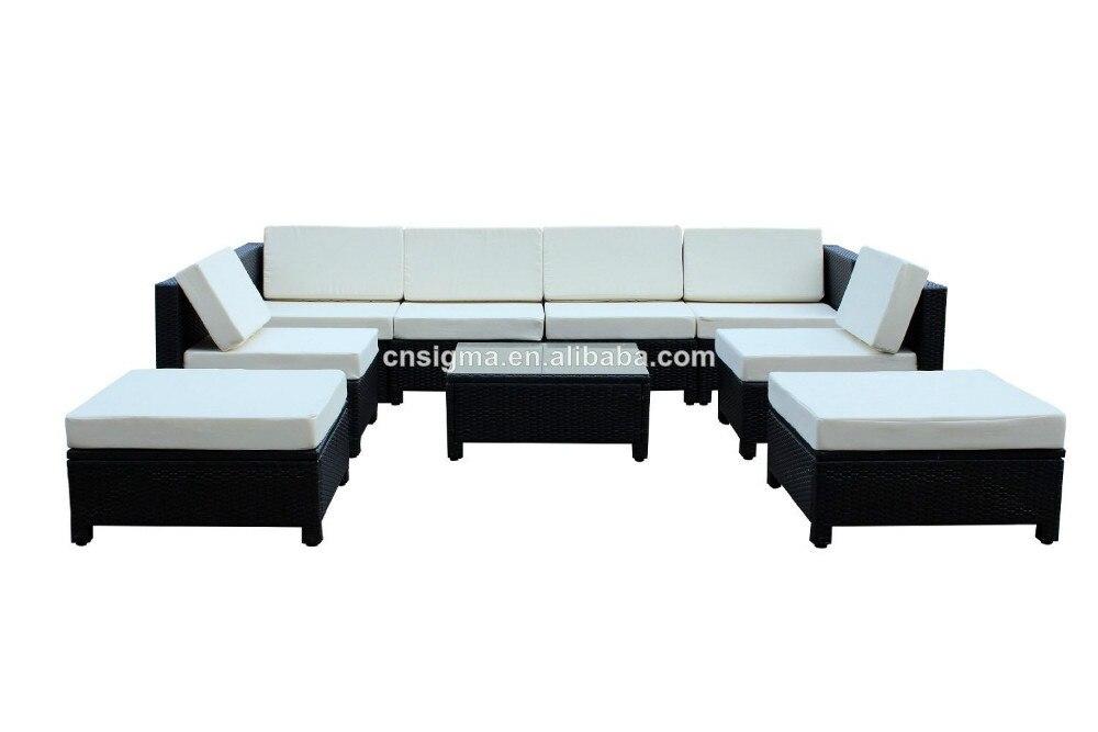 Online get cheap indoor outdoor furniture aliexpresscom for Outdoor sectional sofa cheap