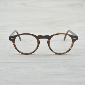 Image 5 - Chashma Vintage Optical Glasses Frame  Acetate OV5186 Eyeglasses Oliver Reading glasses Women and Men Eyewear Frames
