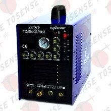 Многофункциональный Сварочный Аппарат TIG CUT MMA PULSE 110 В 220 В Как 200A 50A Переносной Бесплатная Доставка
