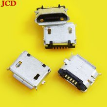 JCD Micro 5pin USB Jack,5P Charger Connector Charging Power Port For Lenovo for Huawei for Nokia for Sony Ericsson Tablet PC ect(China)