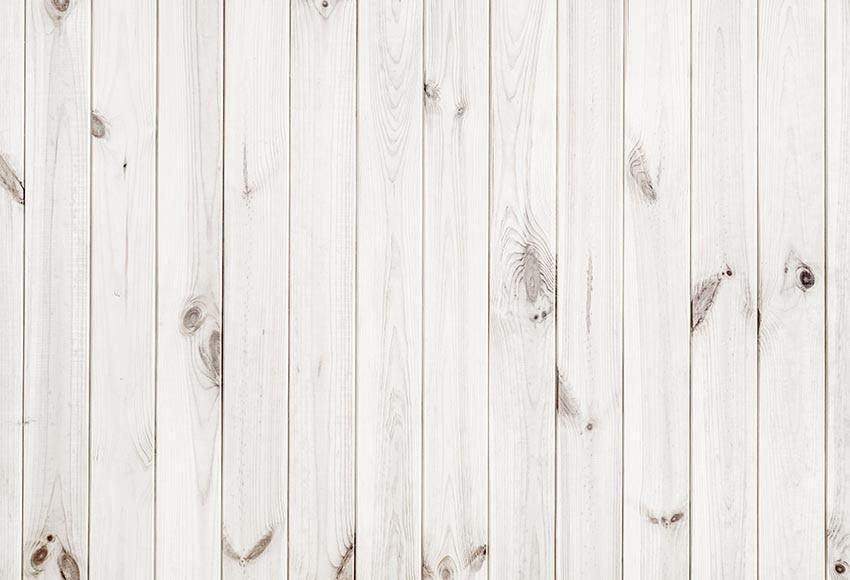 7x5ft Vintage White Wood Grain Wall Wooden Pallets Custom