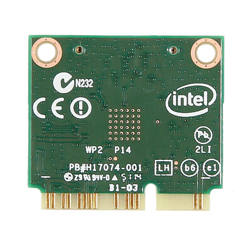 Image 4 - Dual Band Wireless Wifi Card For Intel AC7260 7260HMW ac Mini PCI E 2.4G/5Ghz Wlan Bluetooth 4.0 Wifi Card 802.11 ac/a/b/g/n-in Network Cards from Computer & Office