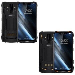 Image 5 - DOOGEE teléfono inteligente S90 Original, IP68/IP69K, superimpermeable, a prueba de golpes, 5050mAh, 6,18 , MT6671, Helio P60, 6GB, 128GB, cámara de 16MP