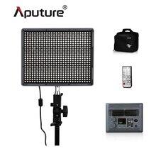 Aputure Amaran HR672C Высокое CRI95 + 2.4 Г Беспроводной 672 3200 К-5500 К Светодиодных Видео Панель с 2x NP-F970 Батареи и Сумка как подарок