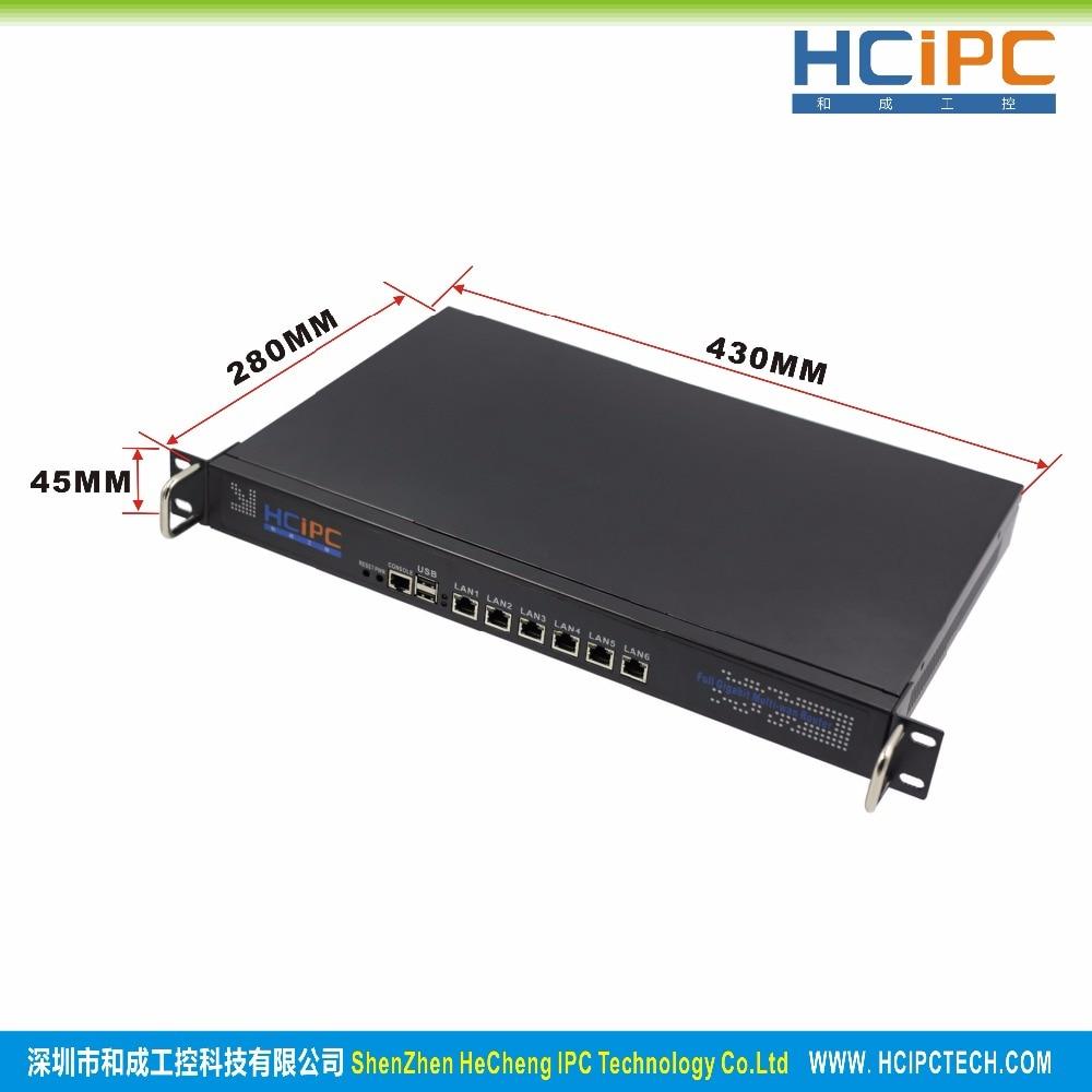 Hcipc B205 1 HCL SB75 6LB、4グラム+ 64グラム+ i3、lga1155 b75 82583ボルト6LANミニファイアウォールベアボーン、6LANミニルーター、ミニpc、4lanマザーボード  グループ上の パソコン & オフィス からの サーバー の中 2