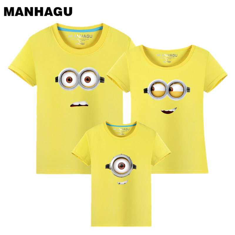 Brand 1piece Family Matching Outfits Tal Mae Tal Filha T Shirts Mother & Kids T-shirt Family Clothing Mother Daughter Father Son