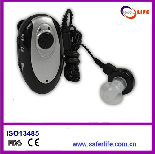 first aid china Rechargeable ITE hearing aid sound amplifier