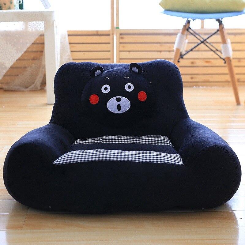 Creativo del fumetto dei bambini piccolo giocattolo farcito giocattoli di peluche cuscino cane da orso giocattoli del gatto - 2