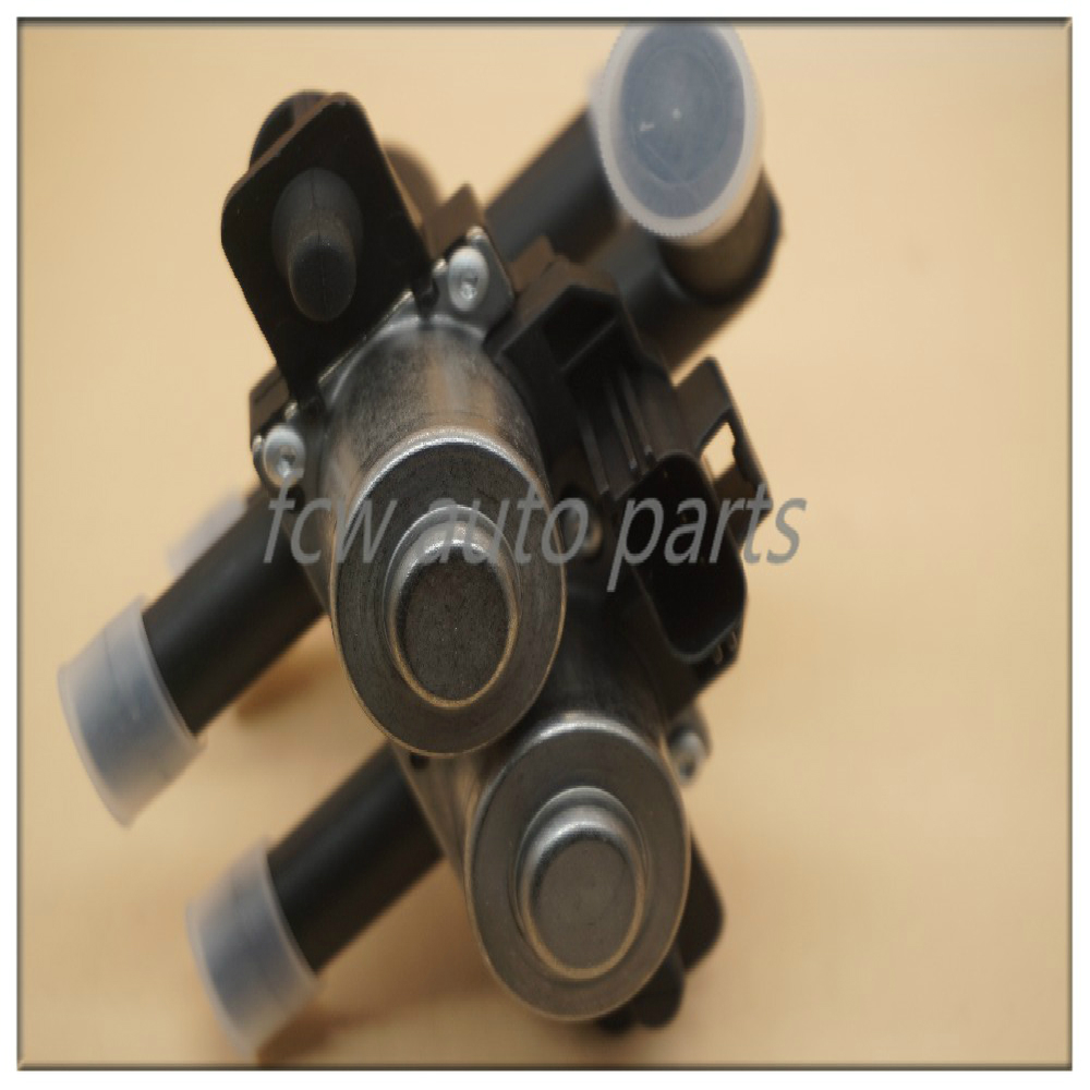 HEATER CONTROL VALVE ASSEMBLY For Lincoln LS Ford Thunderbird JAGUAR S-Type XR8-40091 3 PORT TYPE XR840091 6860143 2R8H18495