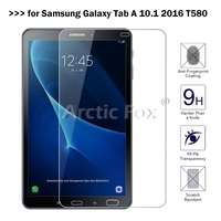 2 5D 9H Premium Tempered Glass For Samsung Galaxy Tab A 10 1 2016 T580 T585
