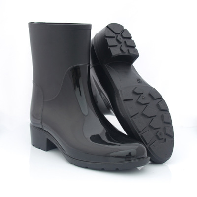 NEW Tube In Rubber Rain Boot Women Rain Boots New Flat-Sen In Spring And Summer Women'S Water Shoes Boots Fashion Waterproof tube in rubber rain boot women rain boots new flat sen in spring and summer women s water shoes boots fashion waterproof