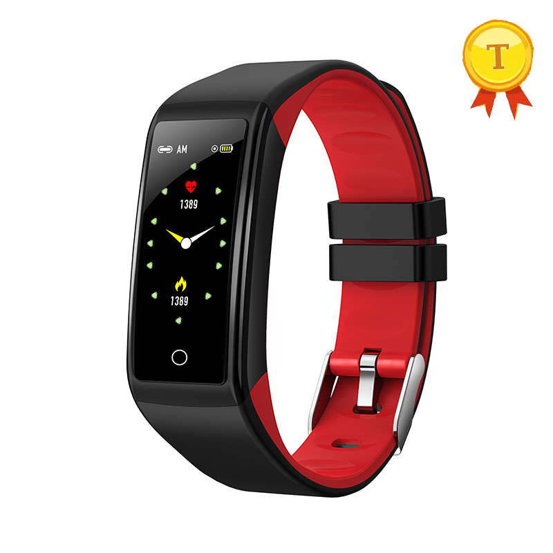 Hot sale Smart Watch Support heart rate Blood Pressure Fitness Tracker Sports Activity Pedometer Smart Wristband pk mi Band 4