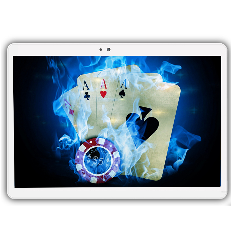 4G LTE C108 10.1' Tablets Android 8 Core Dual Camera SIM Tablet PC 1920X1200 WIFI OTG GPS bluetooth phone computer pcs MT6753