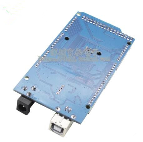 Free shipping 5pcs lot MEGA2560 MEGA 2560 R3 ATmega2560 16AU CH340G