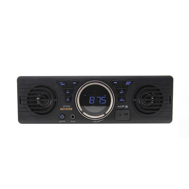 4.3 inch Vehicle MP3 Player Bluetooth Electronics 12V Audio Player Car Stereo FM Radio with USB / TF Card Port