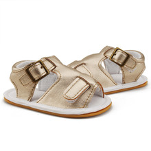 4eeb0843e40f 4Colors Baby Sandals 2018 Baby Boys Sandals Shoe Casual Shoes Sneaker Anti-slip  Soft Sole Toddler