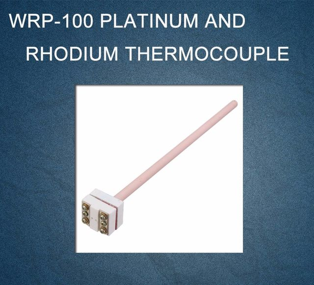 Online Shop S type thermocouple WRP-100 platinum and rhodium ...