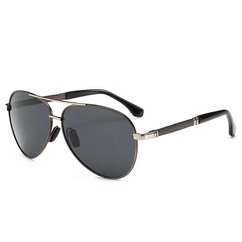 Dla Audi okulary przeciwsłoneczne 2019 okulary do jazdy okulary męskie polaryzacyjne damskie lustrzane etui na okulary