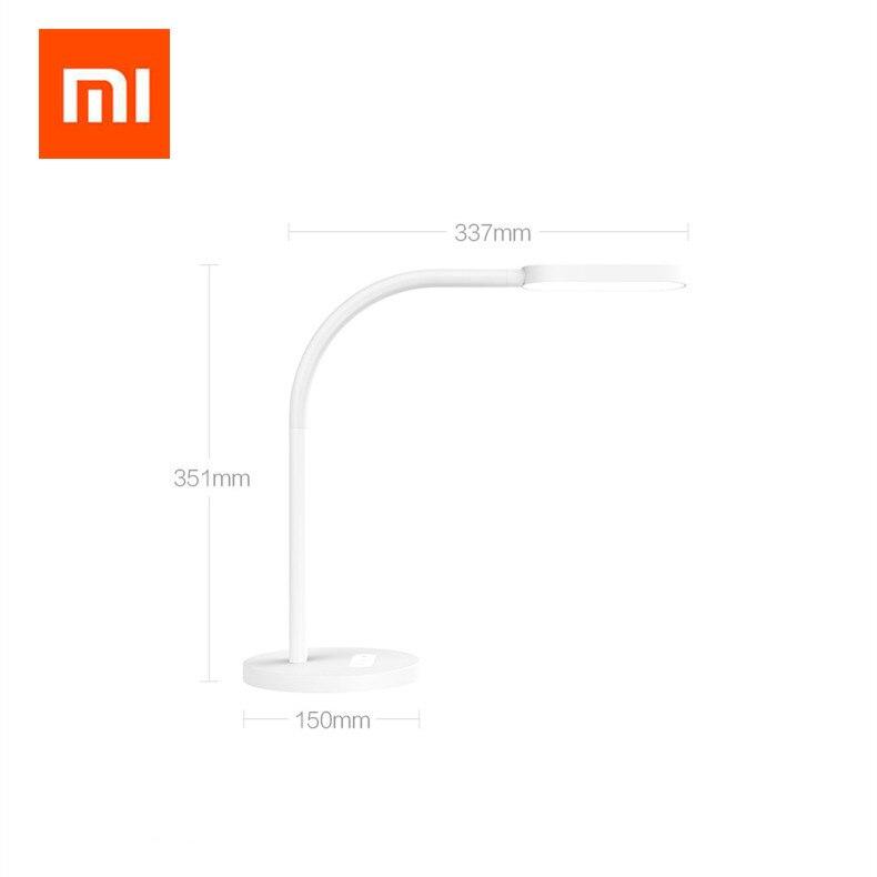 2017 Neue Original Xiaomi Yeelight Mijia Led Schreibtisch Lampe Smart Tisch Lampen Schreibtisch Licht Eyecare Lesen Licht Einstellen Weiß Und Warme Schreibtischlampen Licht & Beleuchtung