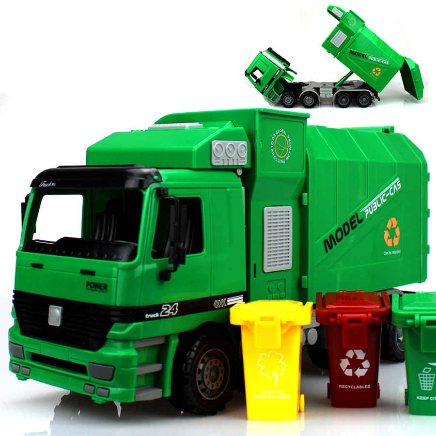 Detail Feedback Questions about 2019 Large Garbage Truck