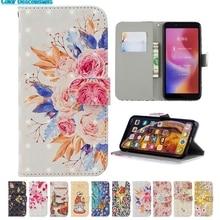 Phone Case For Xiaomi Redmi 5 Plus 5A Note 6 Pro 7 Poco F1 PU Leather