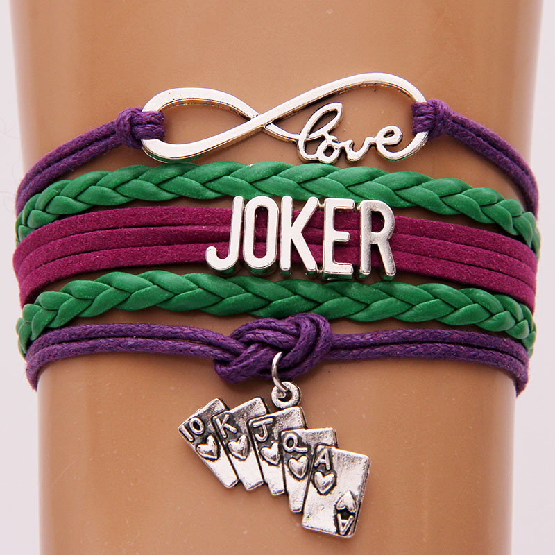 Handmade Leather Wrap Bracelets For Women Men Multicolor Multiple Layers Freedom Charm Bracelet & Bangle Party Fashion Jewelry