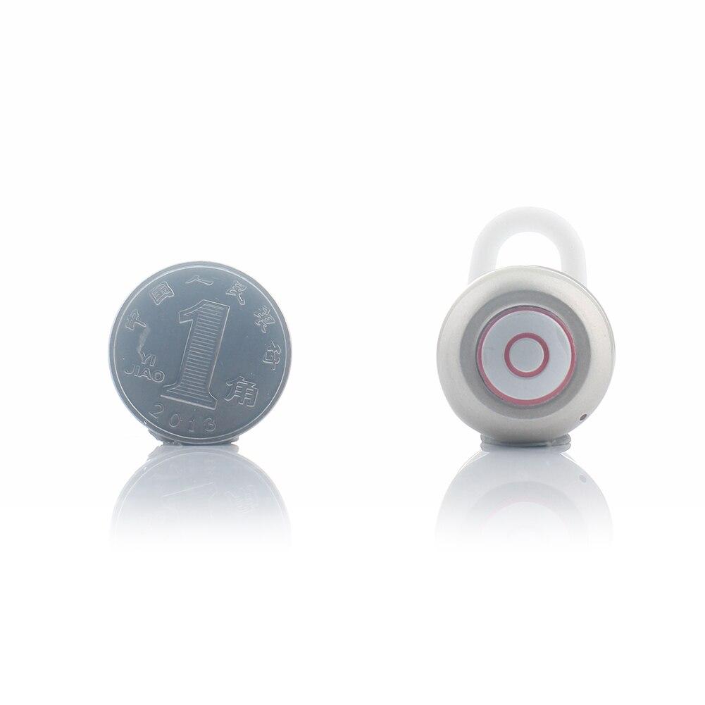 Mini Wireless BluetoothV4.1 Stereo In-Ear Headset Earphone Earbuds Sport Driving Music Stereo Earphone For Smart Phones